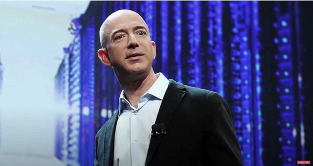 Jeff Bezos Just Endorsed Corporate Tax Hikes. Here's Why Amazon's Support Should Be a Giant Red Flag