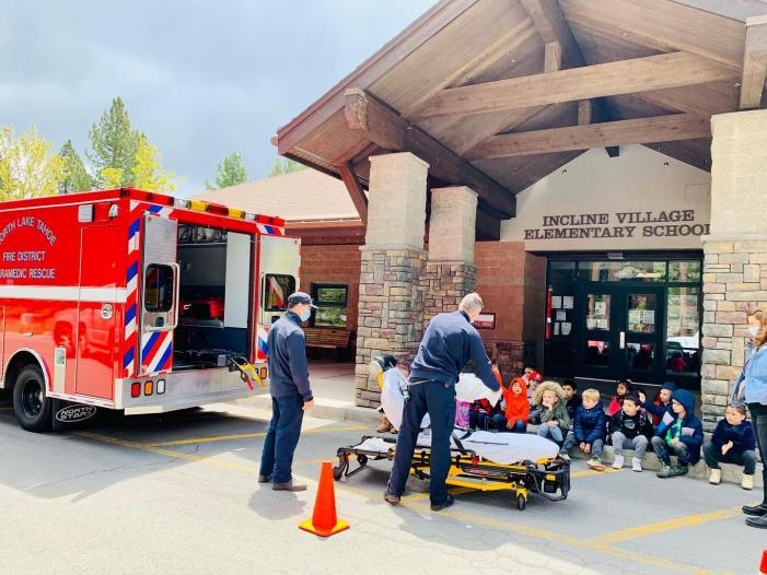 """National Emergency Medical Services (EMS) Week May 16TH – 22nd """"This is EMS: Caring for Our Communities"""""""