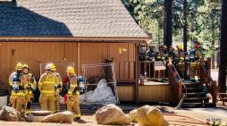 Firefighters Quickly Knock Down Commercial Kitchen Fire off Tahoe Blvd.