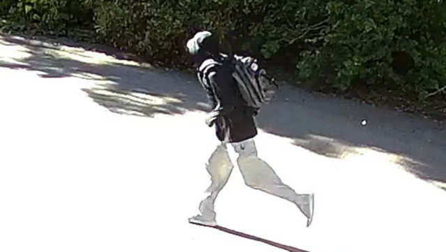 Do You Know This Man?  Updated Surveillance Video in Homewood Killing