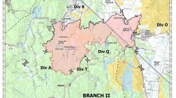 Tamarack Fire Daily Update July 28, 2021.  68,497 Acres, 59% Contained, 1,321 Total Personnel