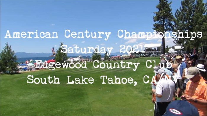 Out & About at 2021 American Century Championship, 145 Photos & Video Clips