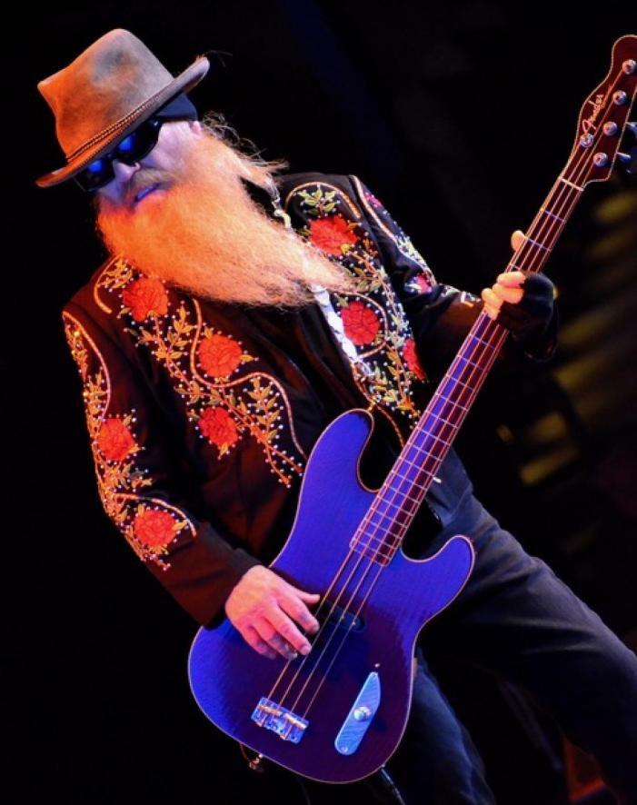ZZ Top's Dusty Hill Has Passed Away at 72 in his Sleep at Home in Houston, TX