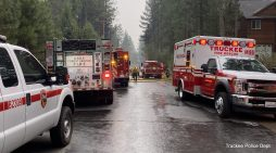 Plane Crashes on Approach to Truckee-Tahoe Airport