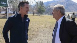 Governor Newsom, U.S. Agriculture Secretary Vilsack and Forest Service Chief Moore Discuss State-Federal Efforts to Build Wildfire Resilience