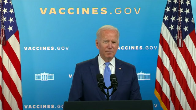 President Biden on the COVID-19 Response and the Vaccination Program