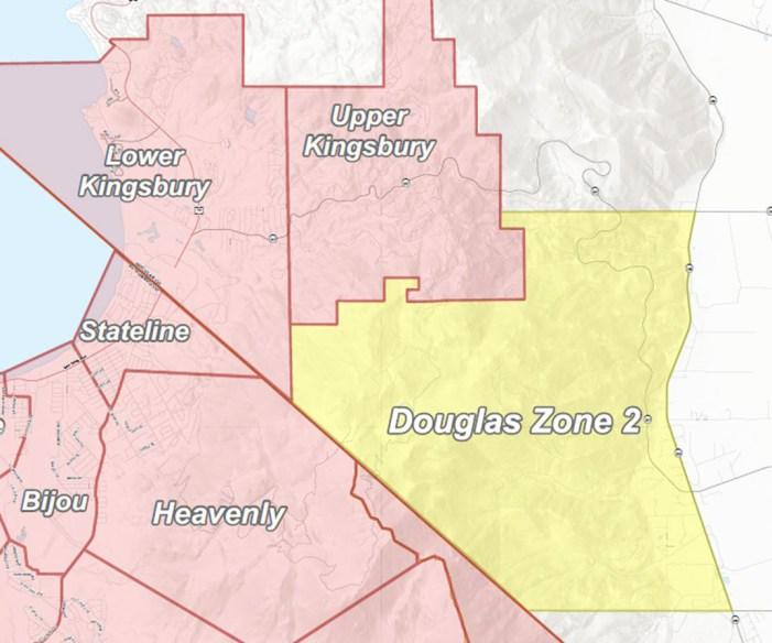 New Douglas County Caldor Fire Evacuation Warnings