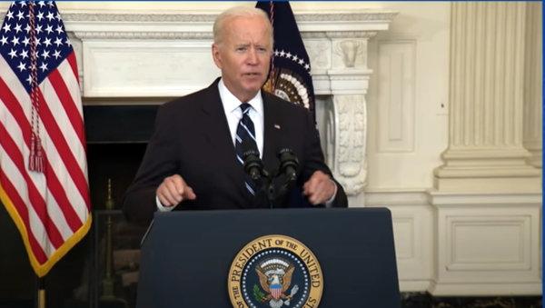 President Biden on Fighting the COVID-19 Pandemic
