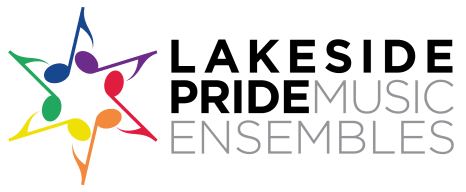 Lakeside Pride Music Ensembles logo
