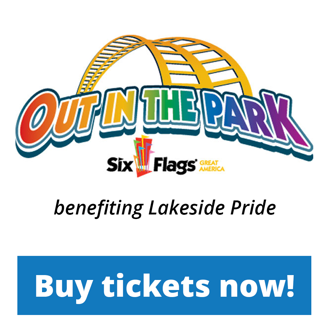Get tickets to Out in the Park supporting Lakeside Pride