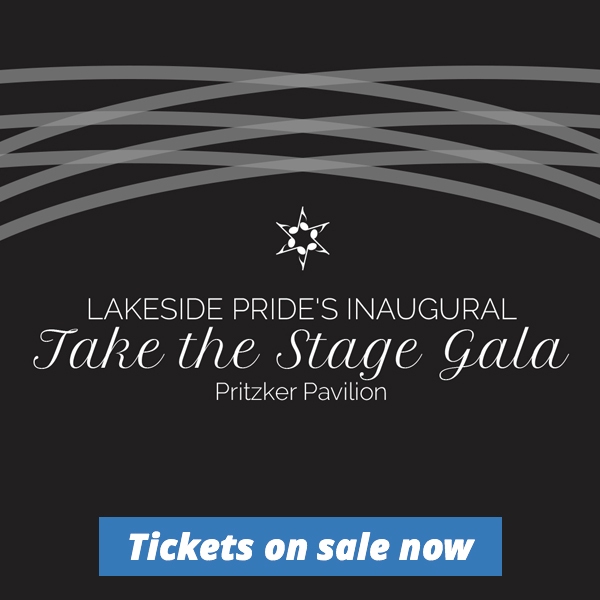 Take The Stage Gala banner