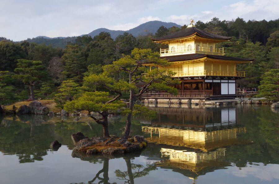 Tokyo and Kyoto, National Treasures