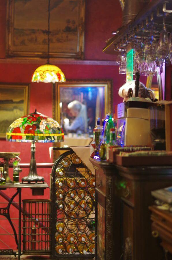 Green Tomato Restaurant Prague