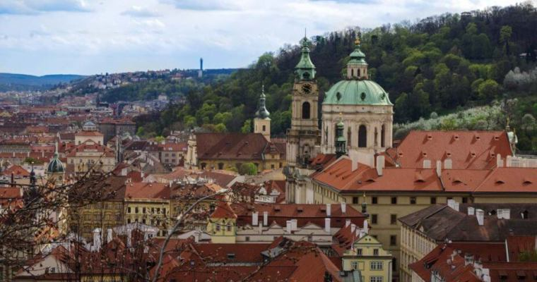 Finding the Enchantment of Prague