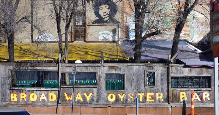 A Perfect Day and the Broadway Oyster Bar