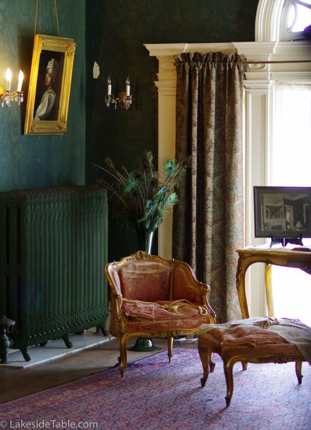 Rockcliffe Mansion Ladies' Tea Room | www.lakesidetable.com