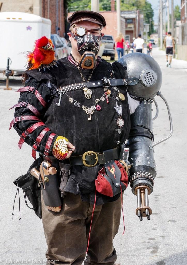Hannibal MO Steampunk Festival 2017 | www.lakesidetable.com