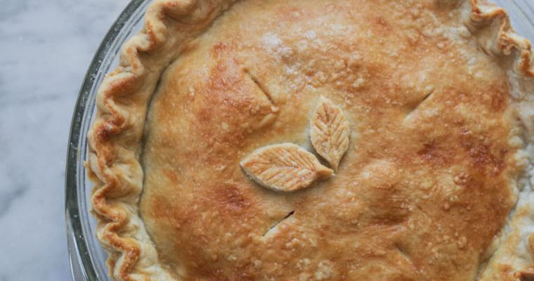 Homemade Pie Crust: From Mundane to Insane