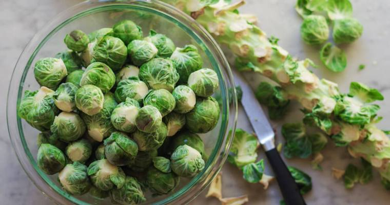 How to Become a Brussels Sprouts Lover