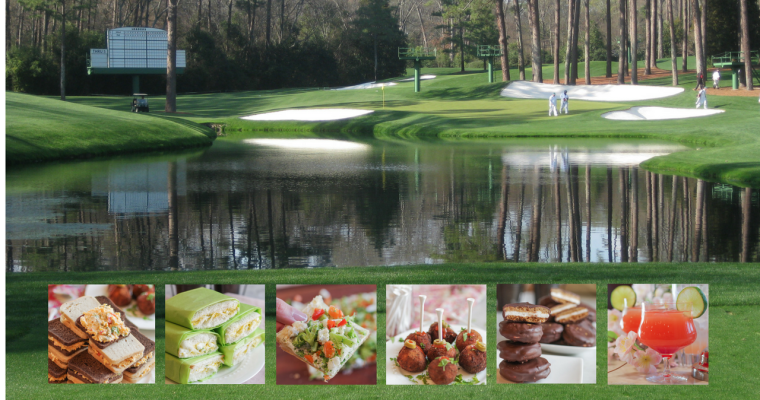 Pimento Cheese Sandwich & a Golfer's Guide to the 19th Hole