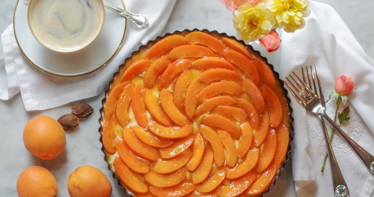 Discover Durnstein, Austria on the Danube and an Apricot Tart Recipe