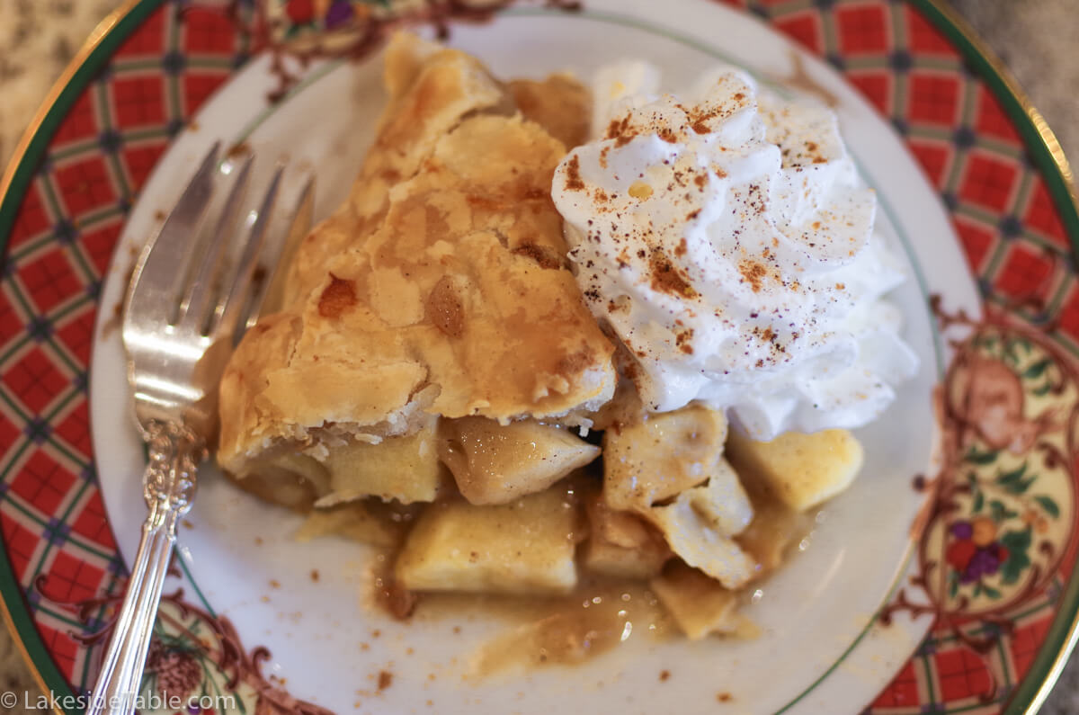 Make Your Own Homemade Mile High Apple Pie