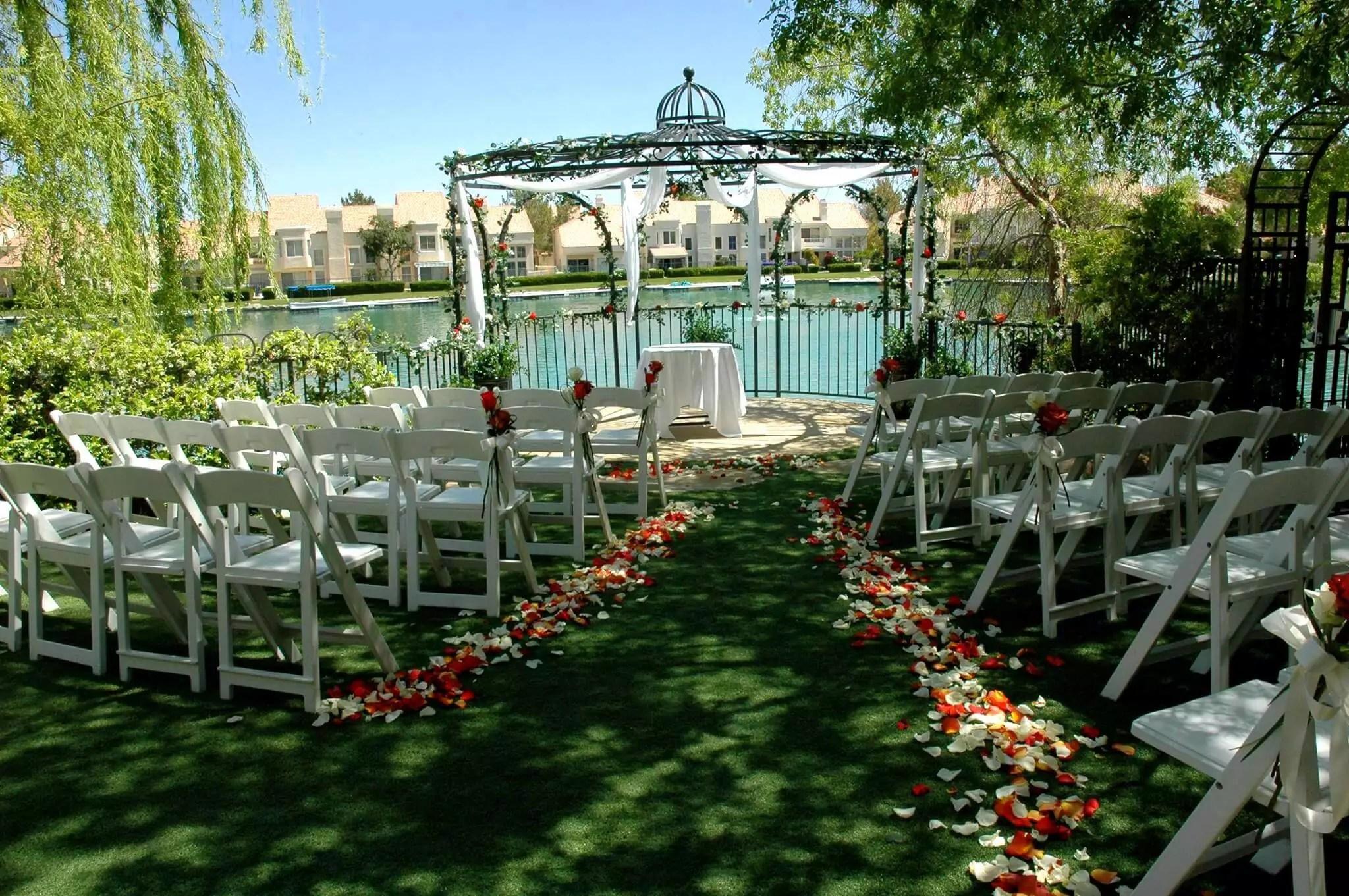 Swan Garden Emerald All Inclusive Wedding Amp Reception Package