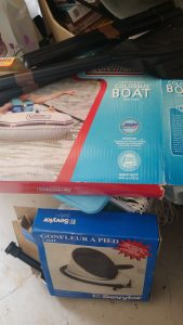 2 Person Inflatable Rubber Boat