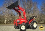 Tractor work and operator for hire - Tractor work and operator for hire
