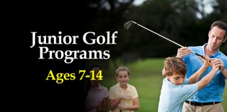 Lake Spanaway Golf Course Junior Golf Programs
