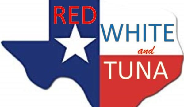Red, White, & Tuna Logo