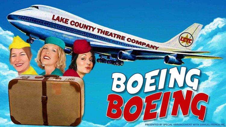 Boeing Boeing Poster