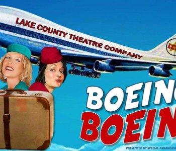 Boeing Boeing Poster
