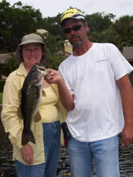 Butler Chain and Johns Lake Bass Fishing Report April 2009