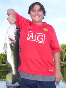 Butler Chain and Johns Lake Bass Fishing Report June 2009