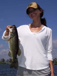 Johns Lake and Butler Chain Bass Fishing Report Sept 2009
