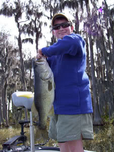 Bass Fishing forecast for February