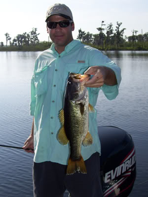 Lake Toho Bass Fishing End of June 2010