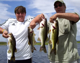 Bass Fishing Forecast for August