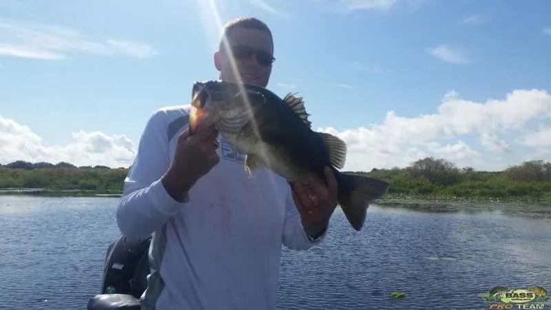 Lake Toho Fishing Guide Capt Kip Grunloh