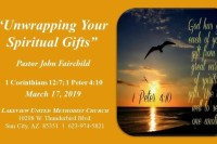 Unwrapping Your Spiritual Gifts