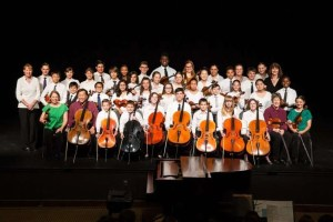 West Valley Youth Orchestra and Cadet Strings