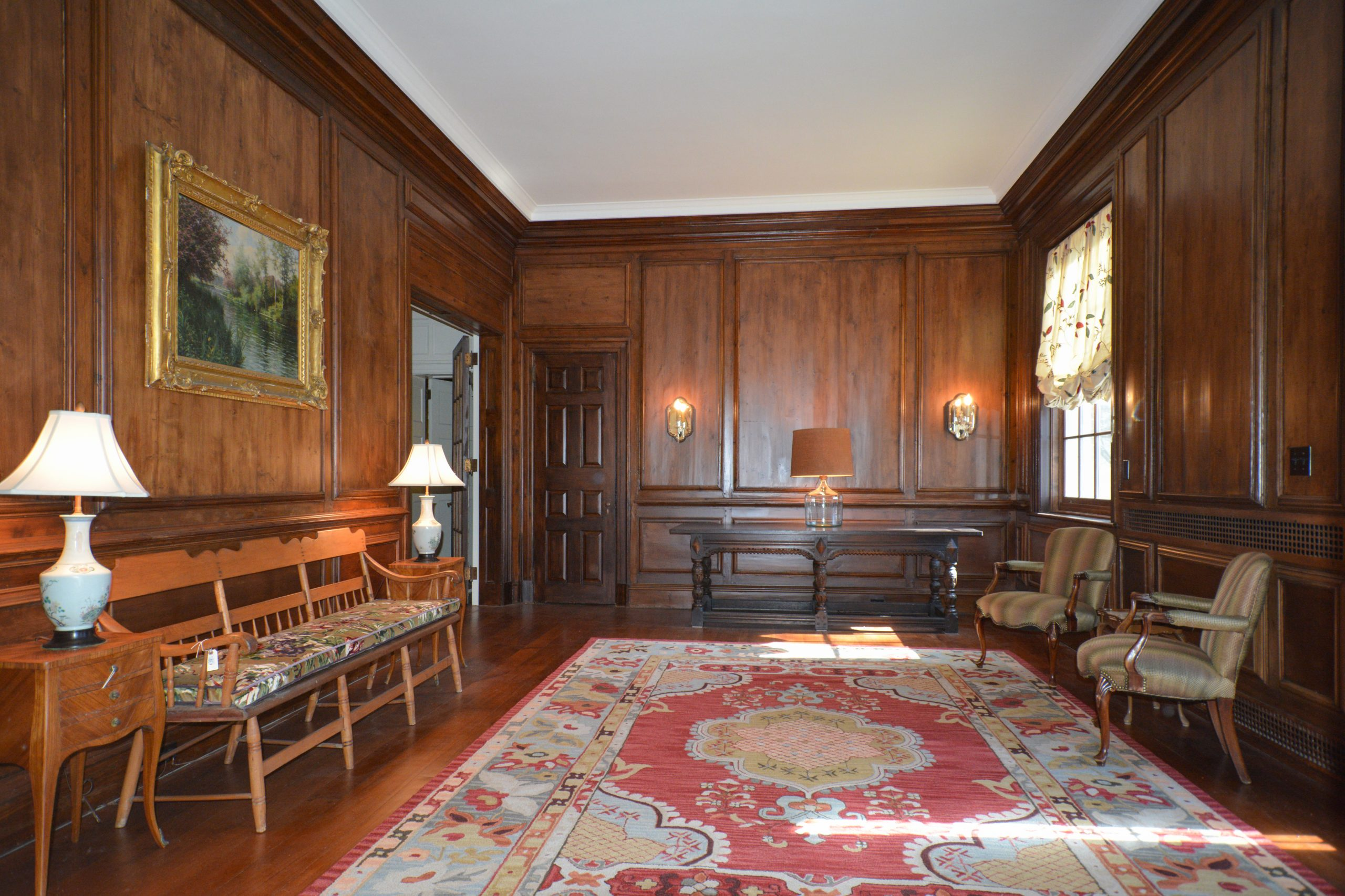 Harris Foyer