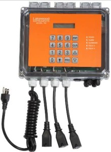 1269089 Model 150 Boiler Conductivity Controller