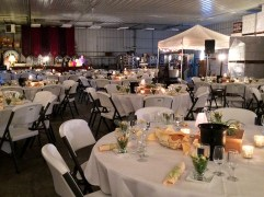 Tank to Table Dinner Event
