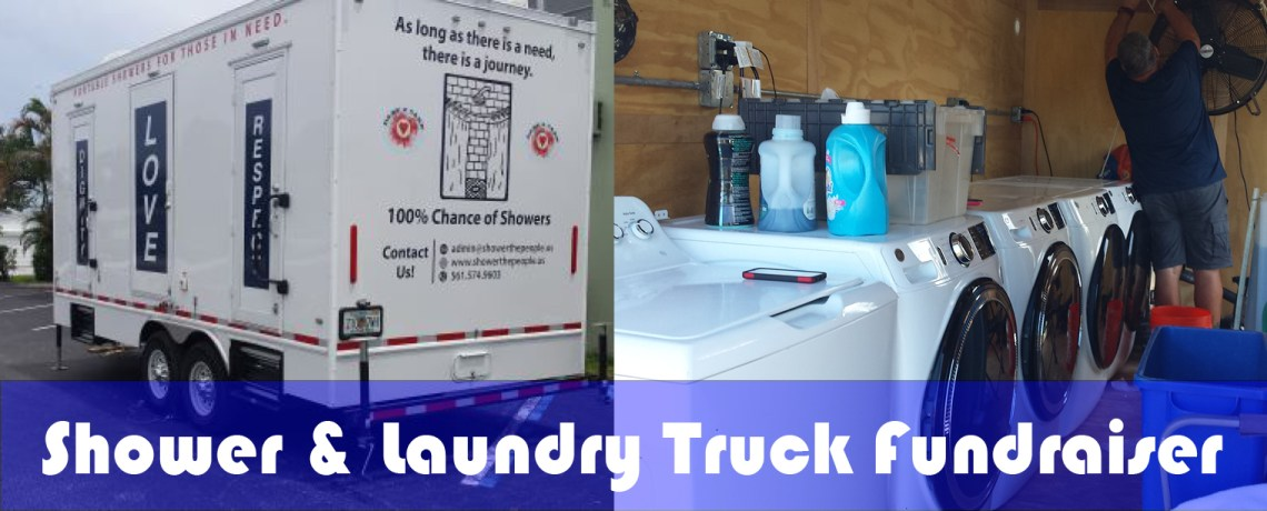 Laundry Truck Ministry