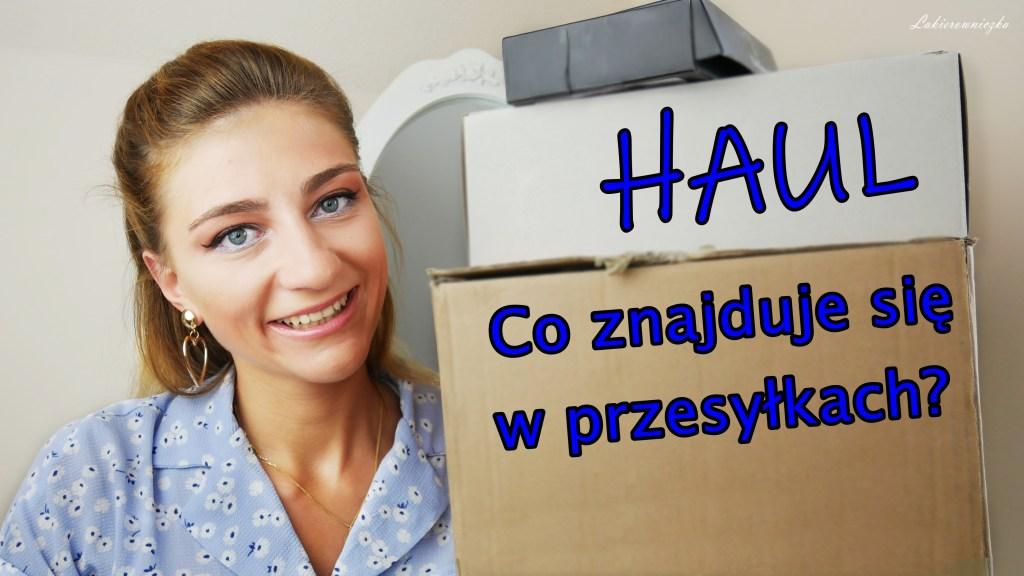 HAUL Co znajuje się w paczkach?haul-nowosci-otwieramy-paczki-PR-Ingrid-matte-and-glam-Madam-Bielenda-APIS-Vanuba-Aliexpress-Q&Q-Tolpa-Neess-Maga-OPI-Orly-Donegal-Essence-Nails-company-Raisin-B-loves-plates-Lakierowniczka