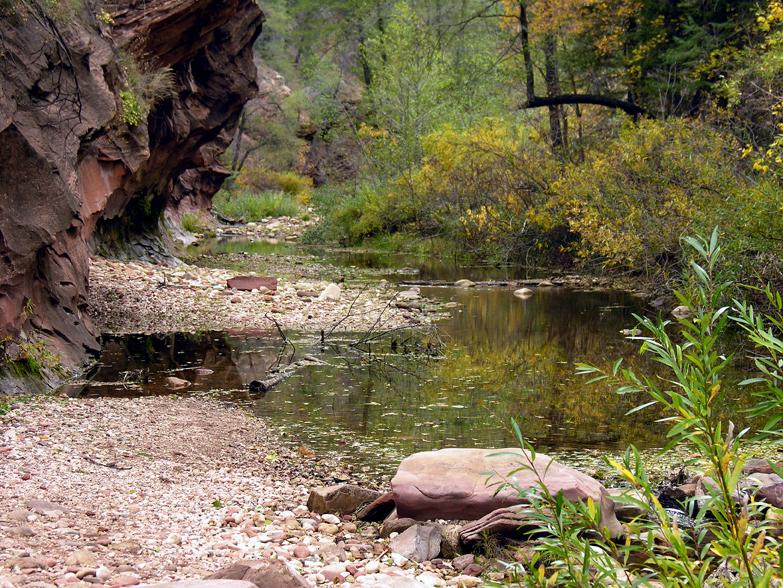 West Fork, Oak Creek, Sedona, Arizona