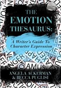 emotional thesaurus angela ackerman