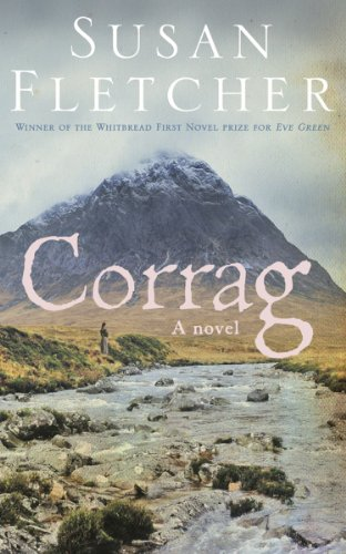 Book Review: Corrag by Susan Fletcher, a historical romance of Scotland